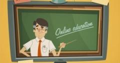 معلم مجازی